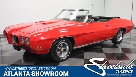 1970 Pontiac GTO for sale in Lithia Springs, GA