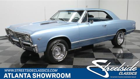 1967 Chevrolet Chevelle For Sale In Lithia Springs Ga