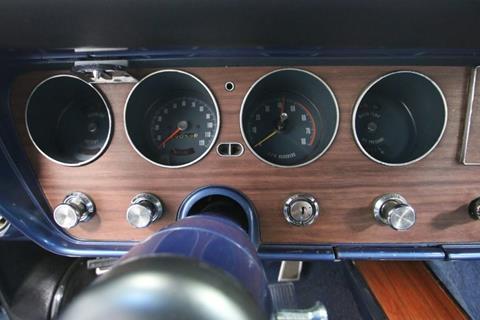1967 Pontiac Le Mans