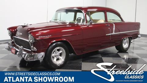 1955 Chevrolet 210 for sale in Lithia Springs, GA