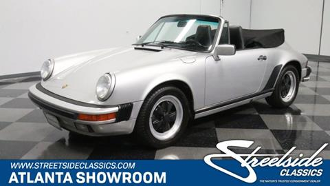 1987 Porsche 911 for sale in Lithia Springs, GA