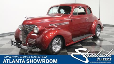 1939 Chevrolet Master Deluxe for sale in Lithia Springs, GA