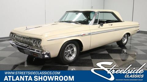 1964 Plymouth Sport Fury for sale in Lithia Springs, GA
