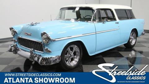 1955 Chevrolet Nomad for sale in Lithia Springs, GA