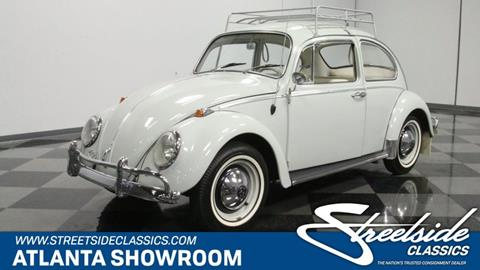 1965 Volkswagen Beetle for sale in Lithia Springs, GA