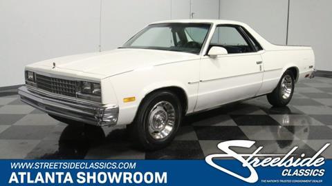 1986 Chevrolet El Camino for sale in Lithia Springs, GA