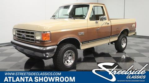 1987 Ford F-150 for sale in Lithia Springs, GA