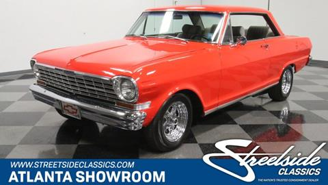 1963 Chevrolet Nova for sale in Lithia Springs, GA