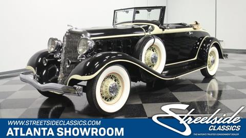 1933 Chrysler Imperial for sale in Lithia Springs, GA