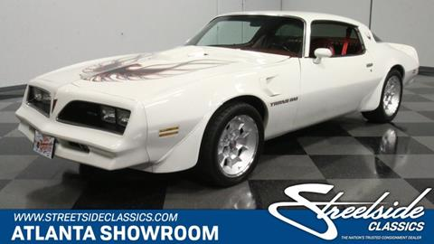 1978 Pontiac Firebird for sale in Lithia Springs, GA