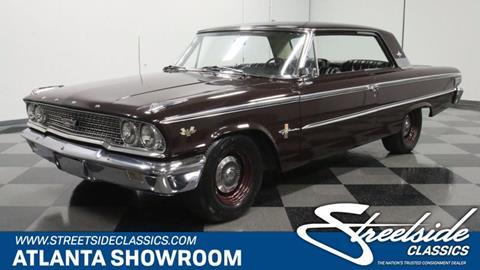 1963 Ford Galaxie for sale in Lithia Springs, GA