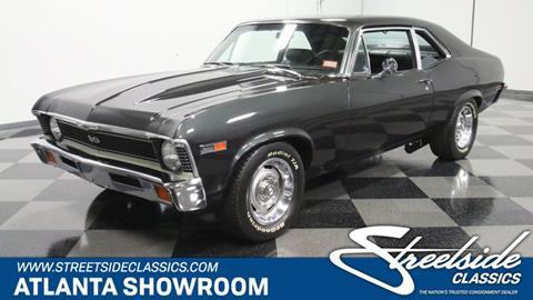 1971 Chevrolet Nova for sale in Lithia Springs, GA