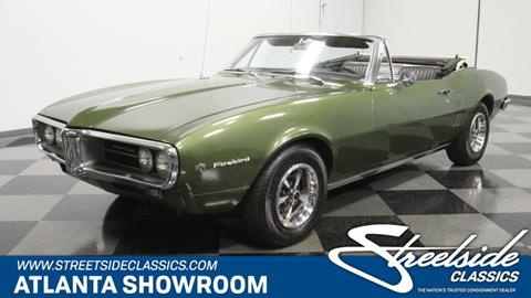 1967 Pontiac Firebird for sale in Lithia Springs, GA