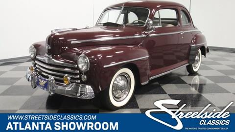 1948 Ford Super Deluxe for sale in Lithia Springs, GA