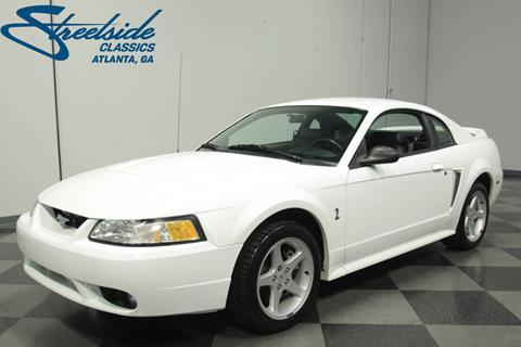 1999 Ford Mustang SVT Cobra For Sale  Carsforsalecom