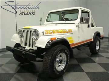 1984 Jeep Scrambler for sale in Lithia Springs, GA