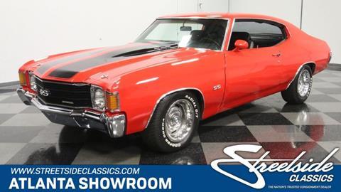 1972 Chevrolet Chevelle for sale in Lithia Springs, GA