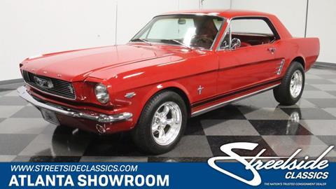 1966 Ford Mustang for sale in Lithia Springs, GA