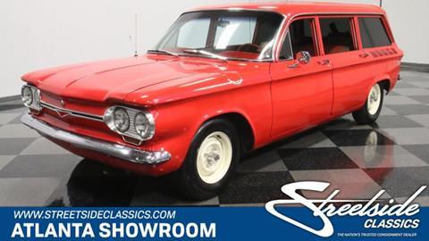 1961 Chevrolet Corvair for sale in Lithia Springs, GA