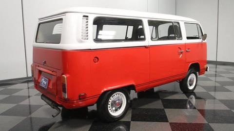 1977 Volkswagen Bus