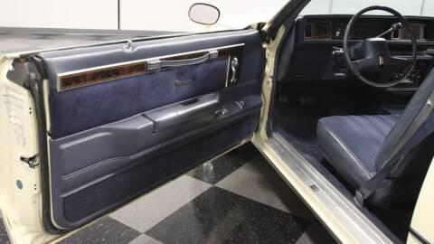 1983 Oldsmobile Cutlass Supreme