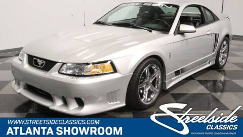 2000 Ford Mustang GT for sale at Streetside Classics in Lithia Springs GA
