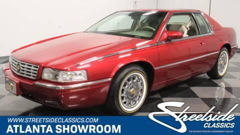1999 Cadillac Eldorado for sale at Streetside Classics in Lithia Springs GA