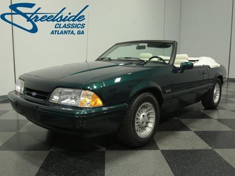 1990 Ford Mustang for sale in Lithia Springs, GA