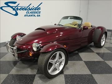 1998 Panoz AIV Roadster Supercharged