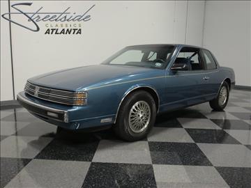 1989 Oldsmobile Toronado for sale in Lithia Springs, GA