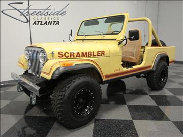 1981 Jeep Scrambler for sale in Lithia Springs, GA