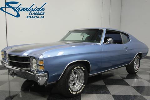 1971 Chevrolet Chevelle for sale in Lithia Springs, GA