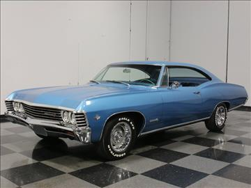 1967 chevrolet impala for sale in lithia springs ga. Black Bedroom Furniture Sets. Home Design Ideas