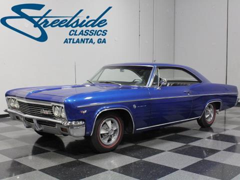 1966 Chevrolet Impala for sale in Lithia Springs, GA