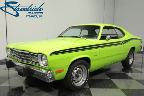 1973 Plymouth Duster for sale in Lithia Springs, GA