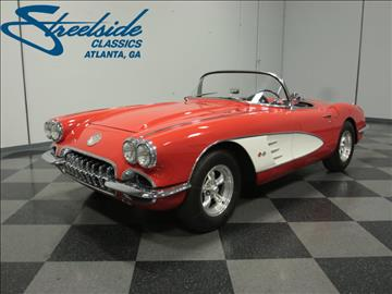 1959 chevrolet corvette for sale in lithia springs ga. Cars Review. Best American Auto & Cars Review
