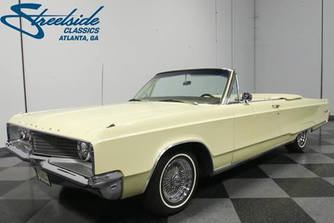 1968 Chrysler Newport for sale in Lithia Springs, GA