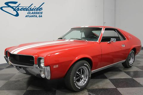 1968 AMC AMX for sale in Lithia Springs, GA