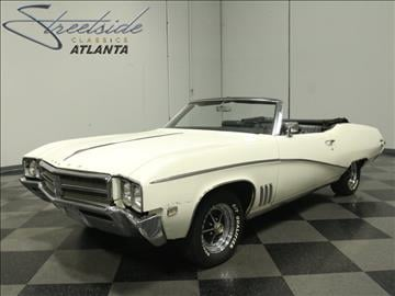 1969 Buick Skylark for sale in Lithia Springs, GA