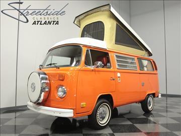 1975 Volkswagen Bus for sale in Lithia Springs, GA