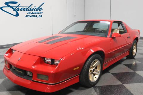 1986 Chevrolet Camaro for sale in Lithia Springs, GA