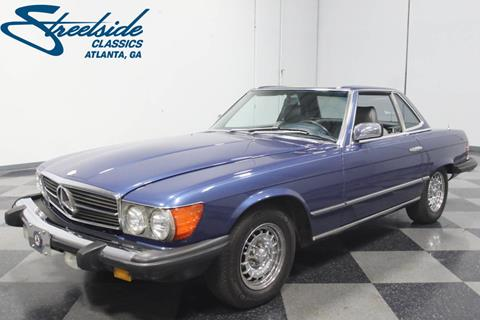 1985 Mercedes-Benz 380-Class for sale in Lithia Springs, GA