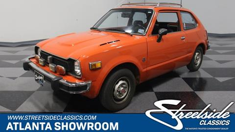 1976 Honda Civic for sale in Lithia Springs, GA