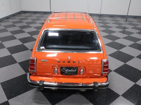 1976 Honda Civic