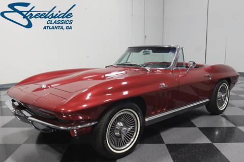 1966 Chevrolet Corvette for sale in Lithia Springs, GA