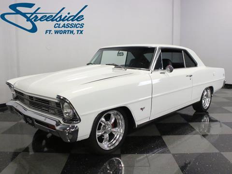 1967 Chevrolet Nova for sale in Fort Worth, TX