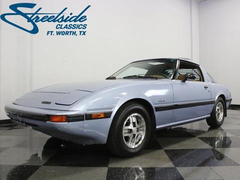 1983 Mazda RX-7 for sale in Fort Worth, TX