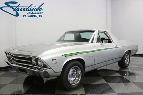 1969 Chevrolet El Camino for sale in Fort Worth, TX
