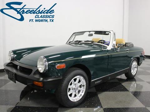1979 MG Midget for sale in Fort Worth, TX