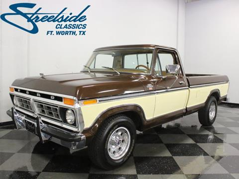 1977 Ford F-150 for sale in Fort Worth, TX